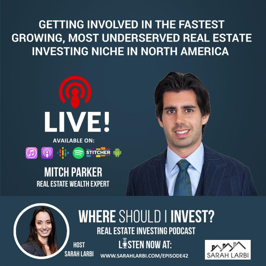 Mitch Parker Sarah Larbi Real Estate Investing Podcast