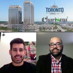Mitch chats Charisma2 condos in Vaughan with Toronto Condoz